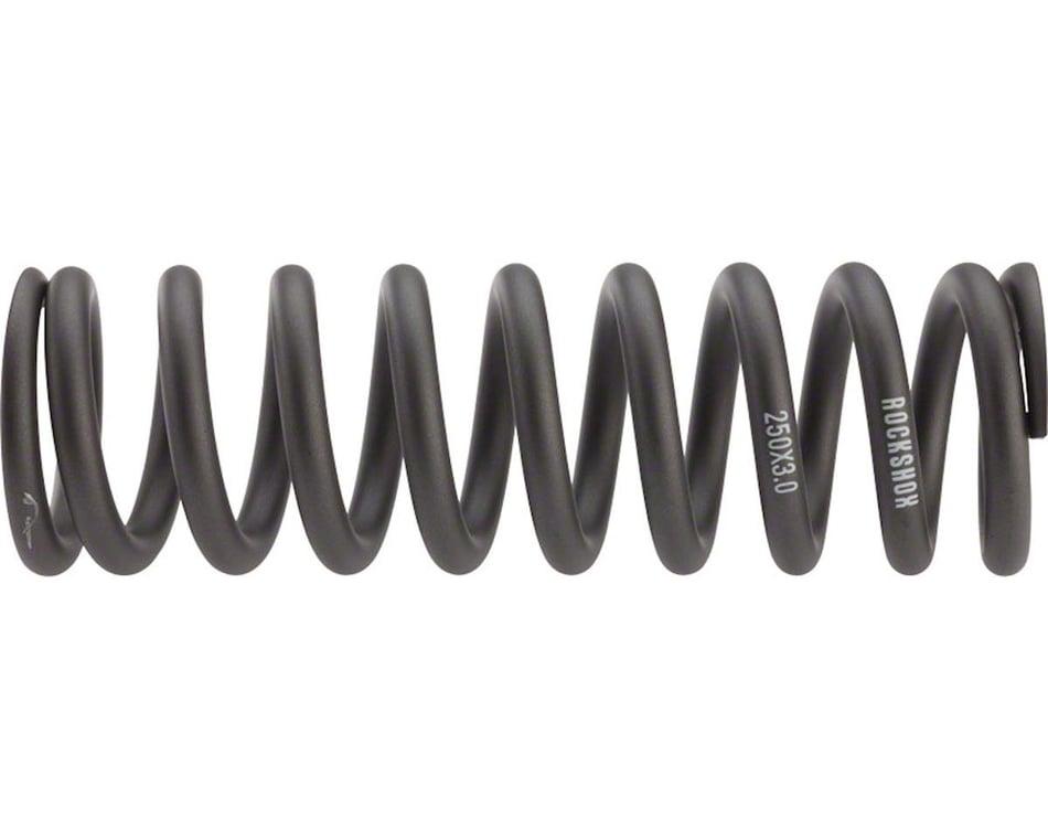 RockShox Vivid Kage Coil Spring 450lb 9.5 x 3 Gray