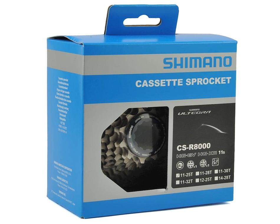 Shimano CS-R8000 Ultegra 11-25t Cassette 11-Speed 11Spd ICSR800011125