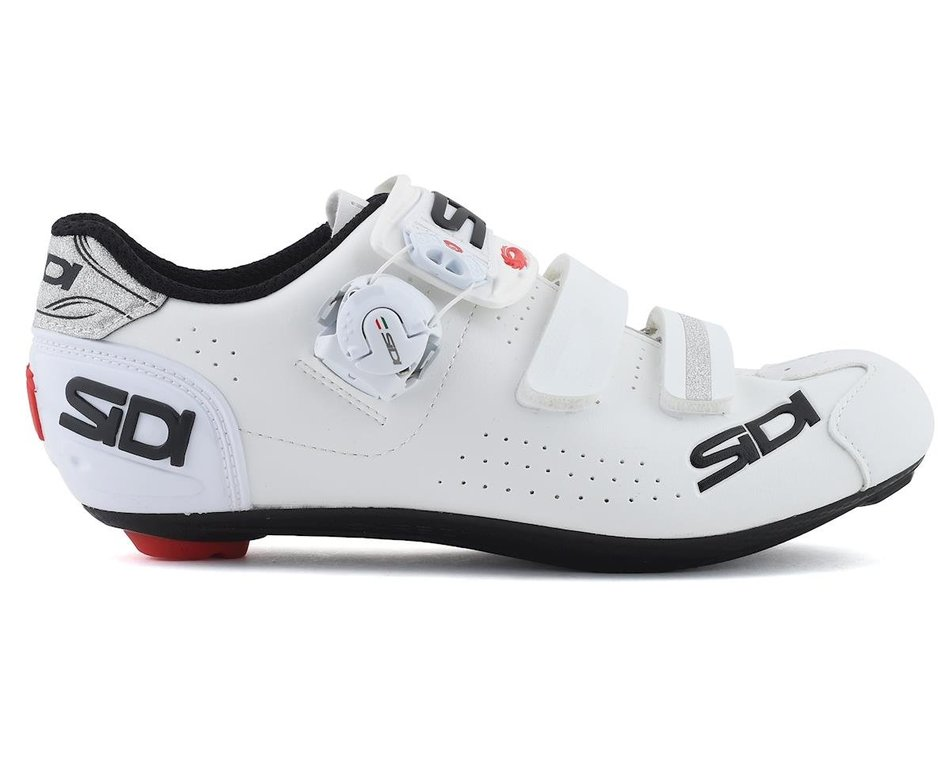 Black Sidi Alba Womens Road Cycling Shoes