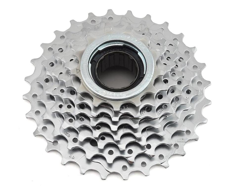 Sunrace MFM30 7 Speed 13-28T Freewheel Chrome