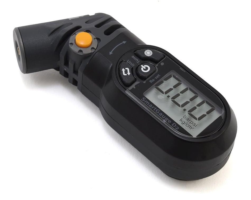 Topeak SmartGauge D2 Presta//Schrader Electronic Tire Air Pressure Gauge TSG-02
