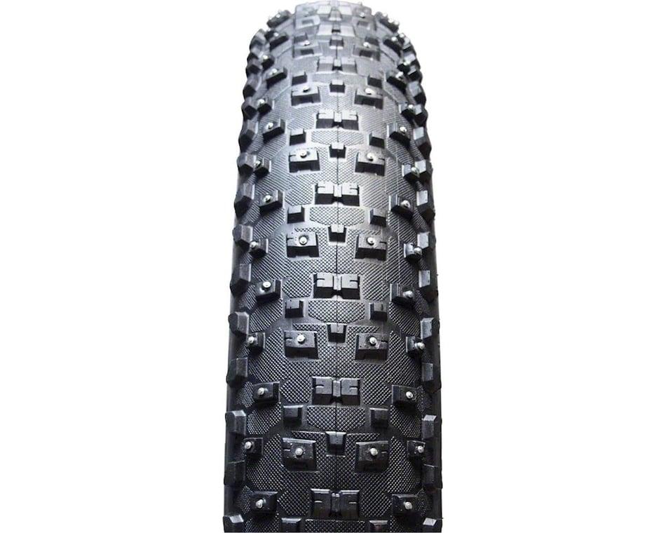 26 x 4.8 120tpi Folding Bead Snow Avalanche Studded Fat Bike Tire Vee Tire Co