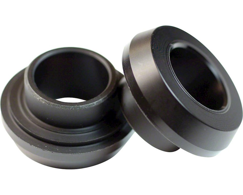 Wheels Manufacturing Pf30 To Outboard BB 24mm Base Model Black