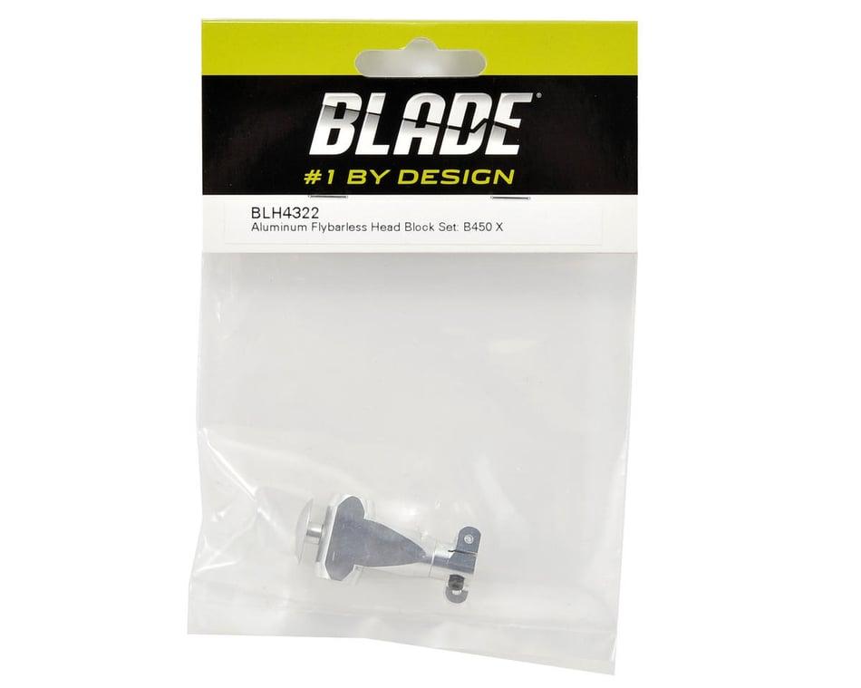 B450 X BLH4322 Aluminum Flybarless Head Block Set