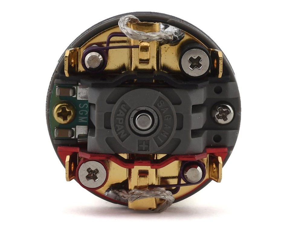 Details about  /Team Brood Foresaken Handwound 5 Segment Dual Magnet 540 Crawling Motor 16T