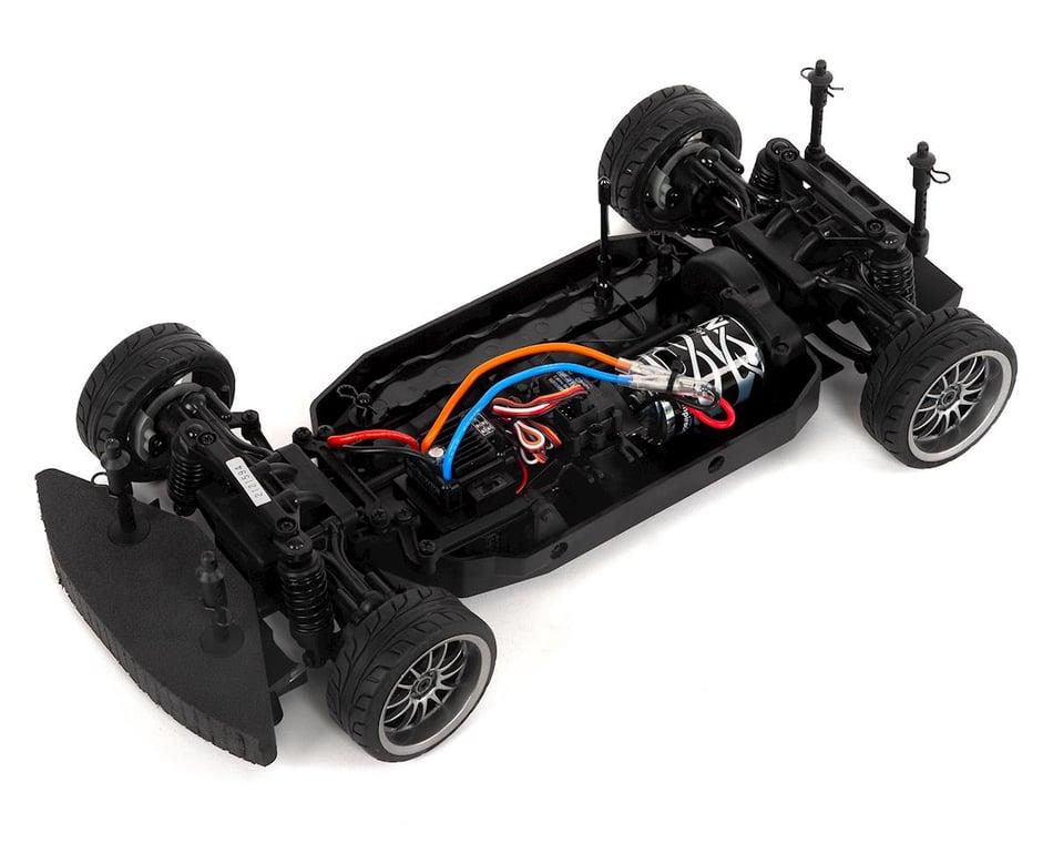 HPI120090 HPI E10 Michele Abbate Grrracing Touring Car