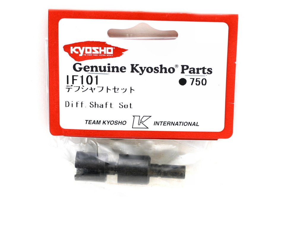 2 KYOIF101 Kyosho Front//Rear Differential Outdrive Shafts