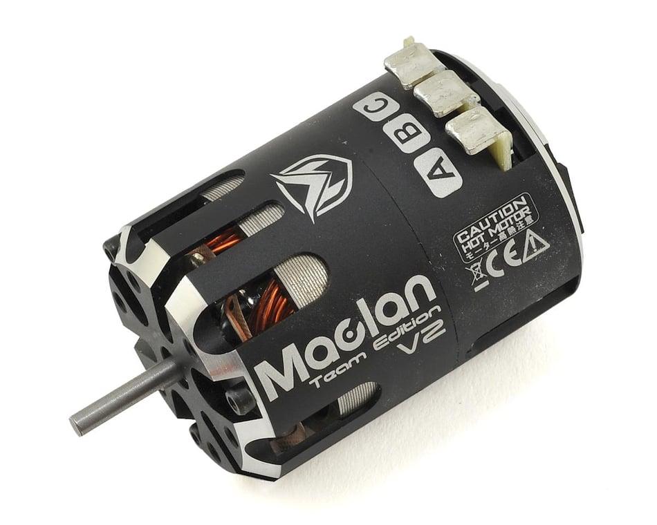 Maclan MRR Team Edition V2 Competition Sensored Brushless Motor