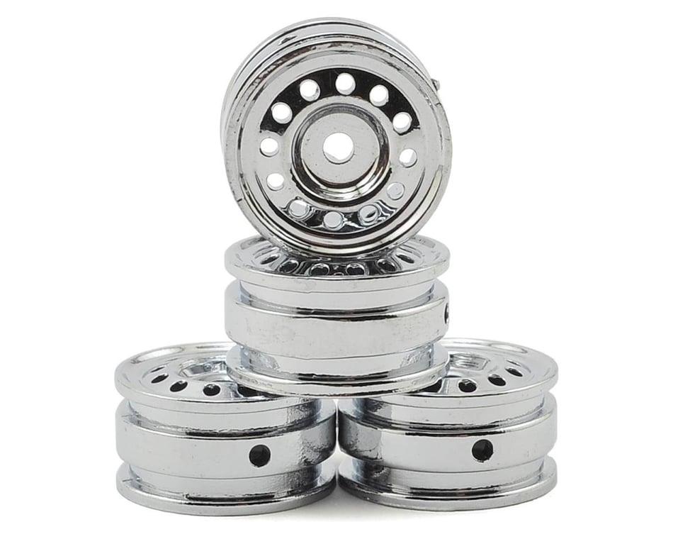 4 OLHGA0005 Orlandoo Hunter Type 5 Wheel Set Chrome
