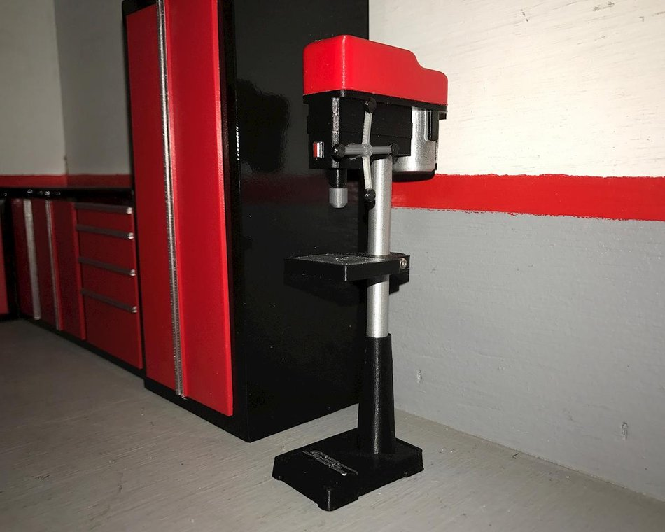 Large SBCSS3LH Scale By Chris Scale Shop Series Wall Hang Shop Heater