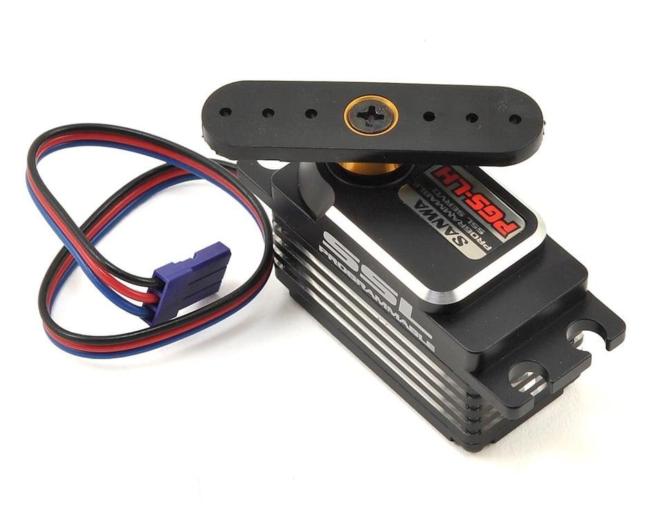 High Voltage Sanwa//Airtronics PGS-LH II Low Profile Brushless Servo