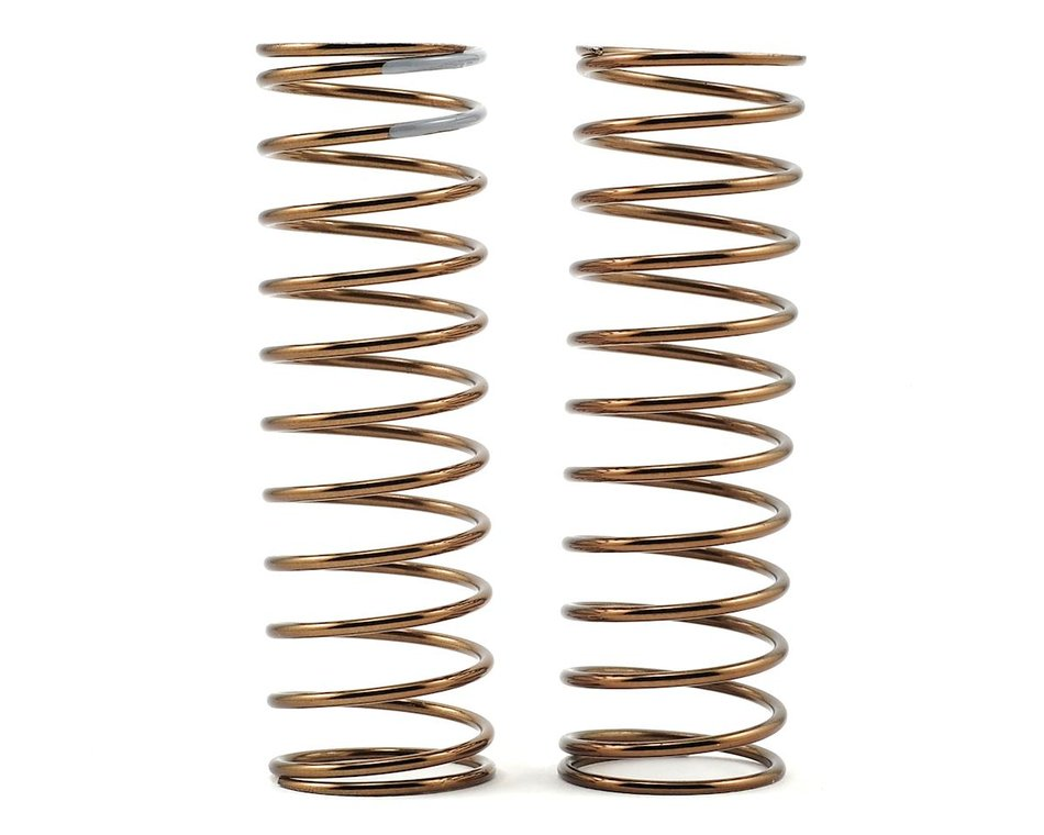TKR8763 Low Frequenty Shock Spring Set Front 1.6x11.6  Tekno RC