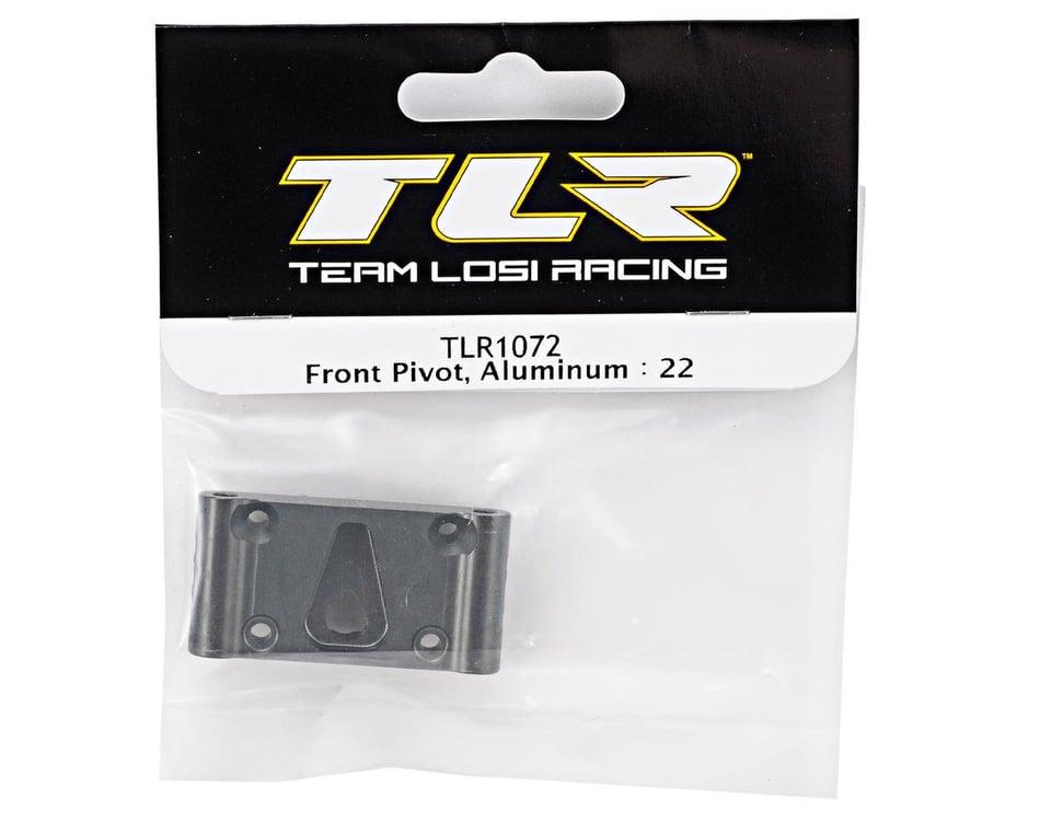 TLR Front Pivot Aluminum 22 TLR1072