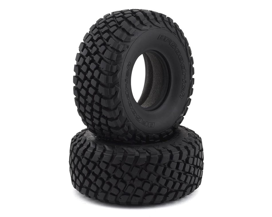 Black 3D Short Course Truck Tire