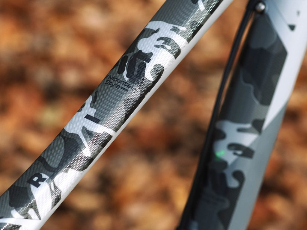 All Mountain Style AMS Frame Guard XL Black