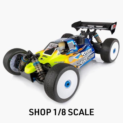 Shop 1/8 Scale