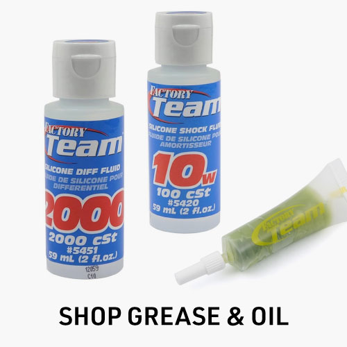 Shop Grease & Oil