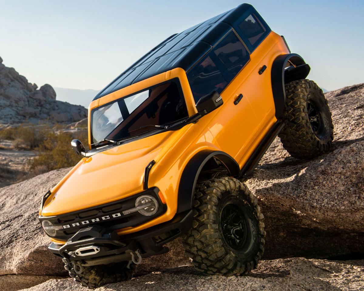 Shop Orange Bronco