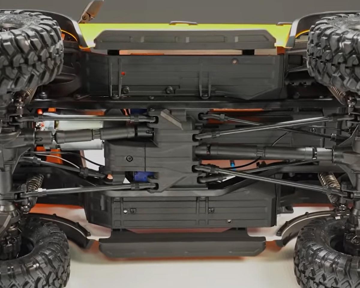 Traxxas TRX4 Bronco suspension