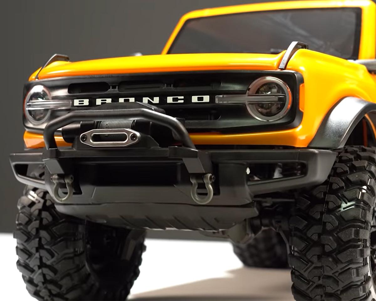 TRX4 Bronco Grill