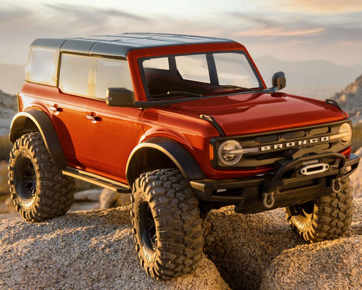 Shop Red TRX-4 Bronco