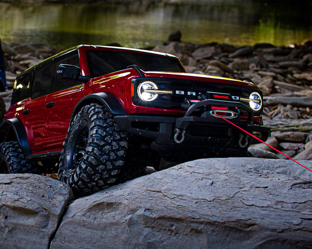 TRX4 Bronco w/Fairlead winch