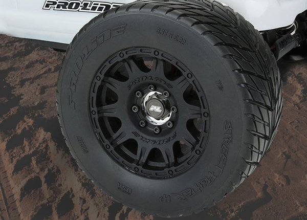 Street Fighter HP 3.8 Belted Tires Pre-Mounted