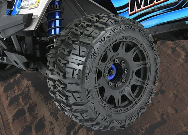 Pro-Line Trencher LP 3.8 Premounted Truck Tires