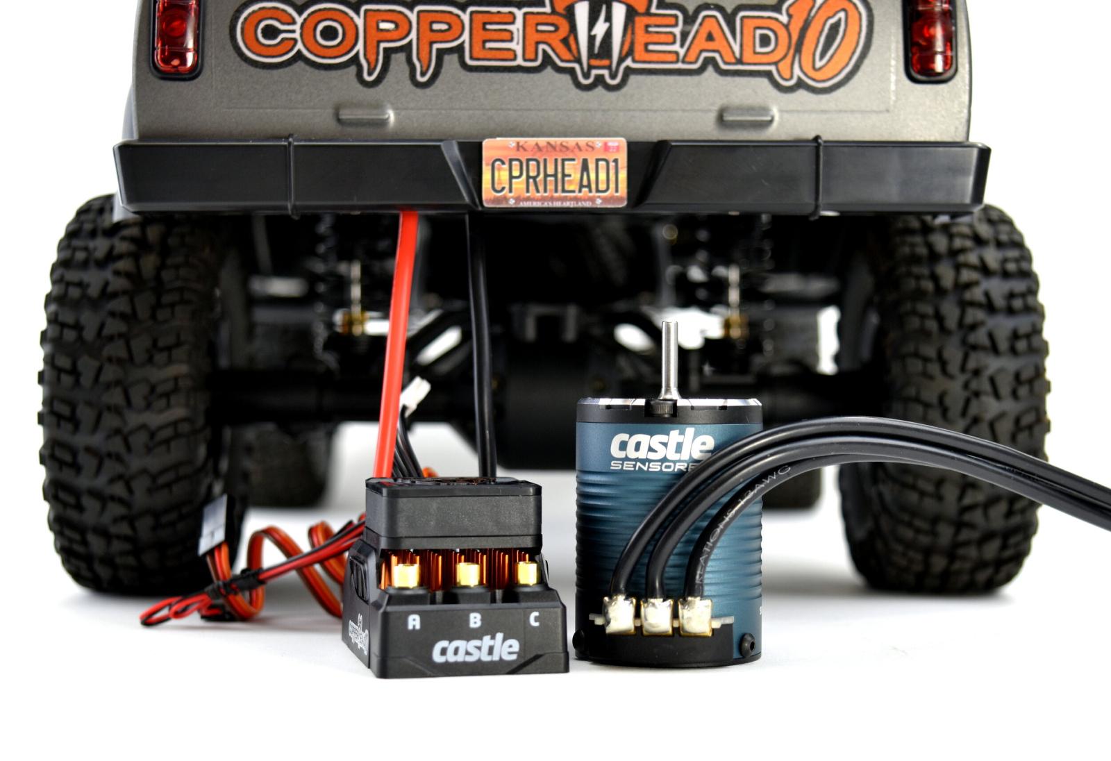 Copperhead 10 Crawler Combo
