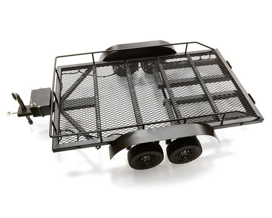 Xtra Speed 1/10 Heavy Duty Dual Axle Scale Miniature Trailer Kit