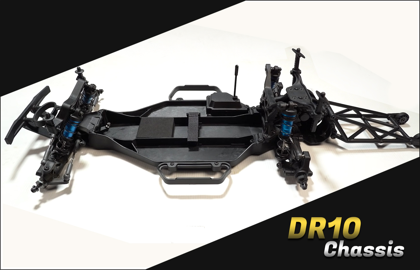 Team Associated DR10 Chassis