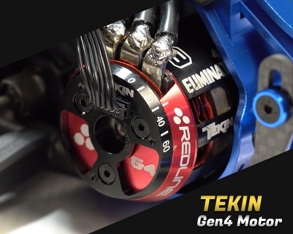Gen4 Eliminator Motor Combo 4.5T TEKTT2811