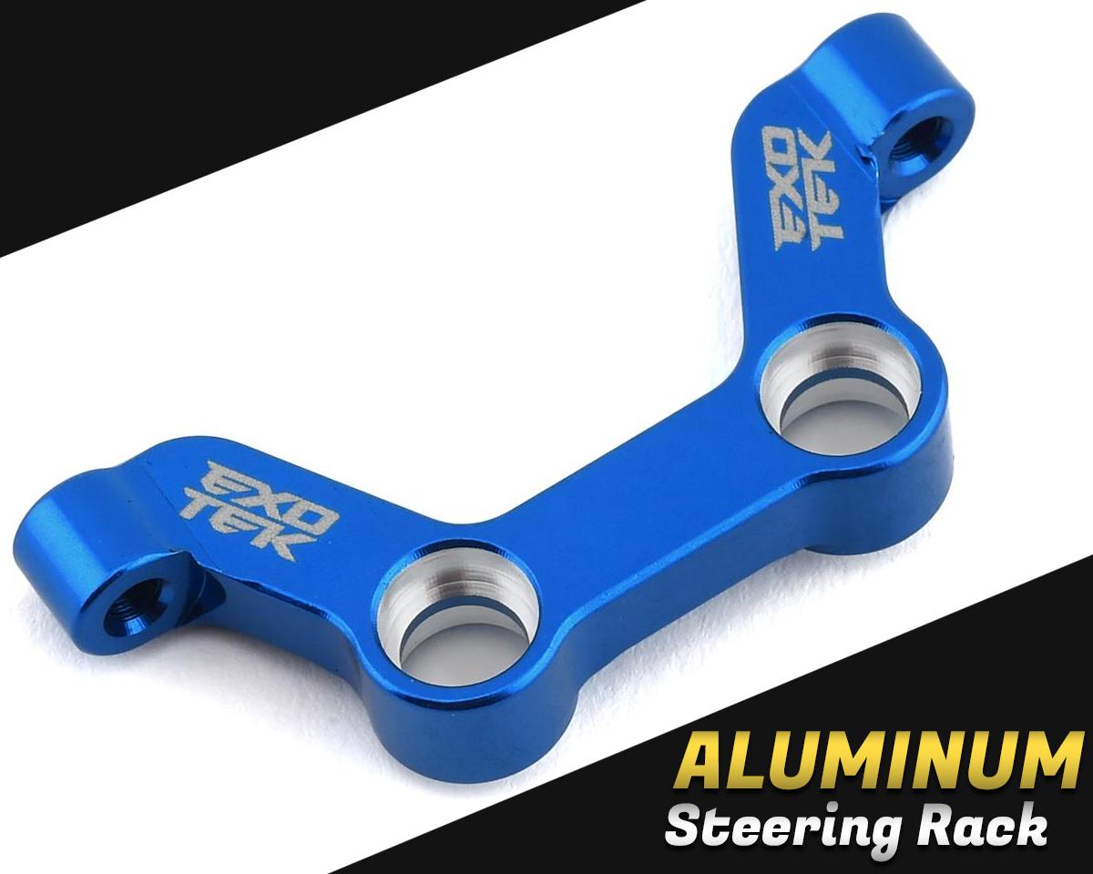 Exotek DR10 Aluminum HD Steering Rack EXO1943