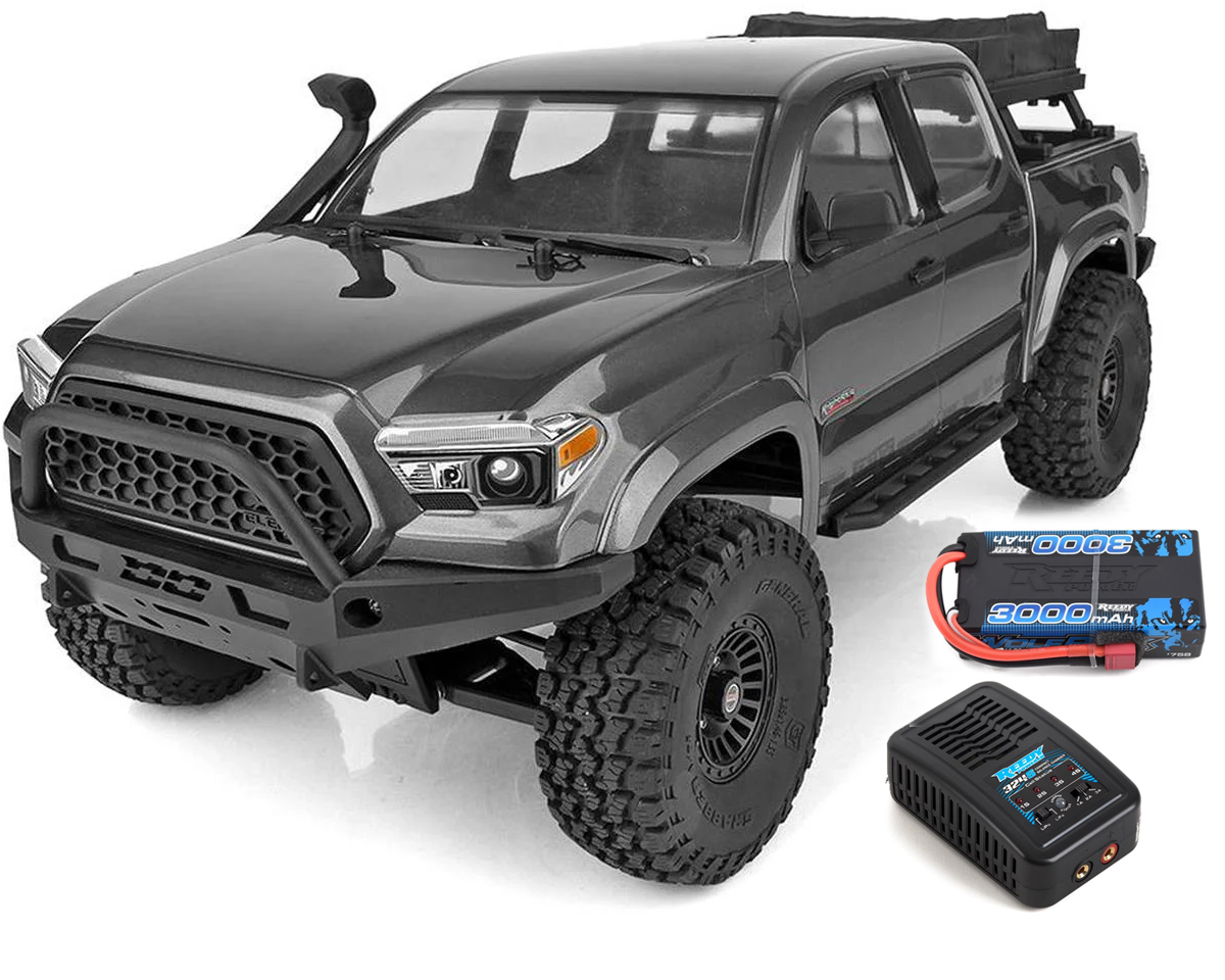 Element RC Enduro Knightrunner 4x4 RTR Rock Crawler with 2.4GHz Radio, Battery and Charger ASC40113C
