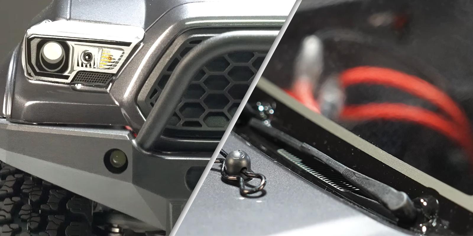Hard Plastic Details