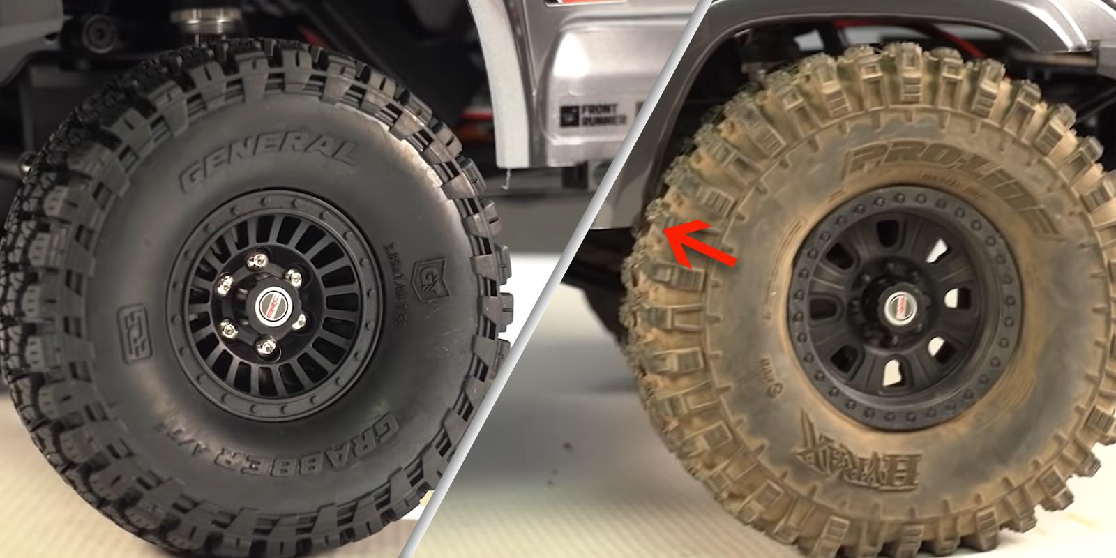 Stock vs. Aftermarket Tires