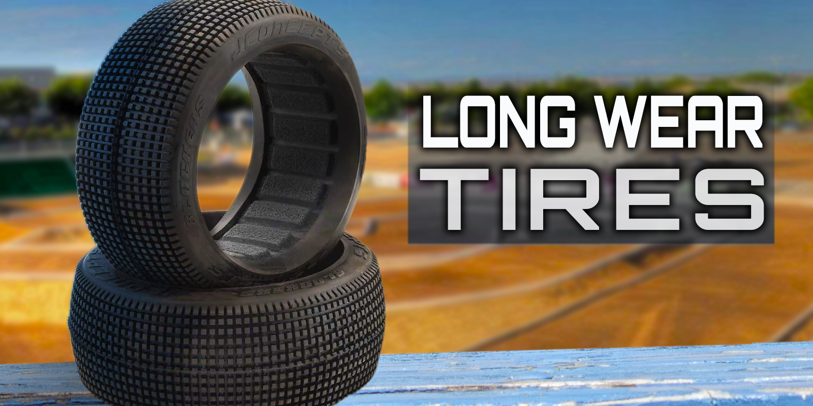 Track Testing Long Wear Tires