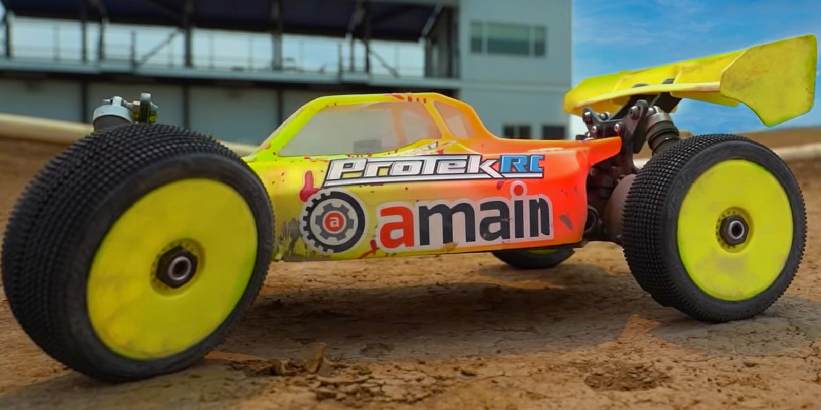MBX8 at Silver Dollar RC Raceway