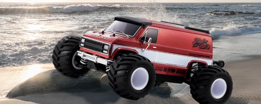 Kyosho Mad Van VE Monster Truck