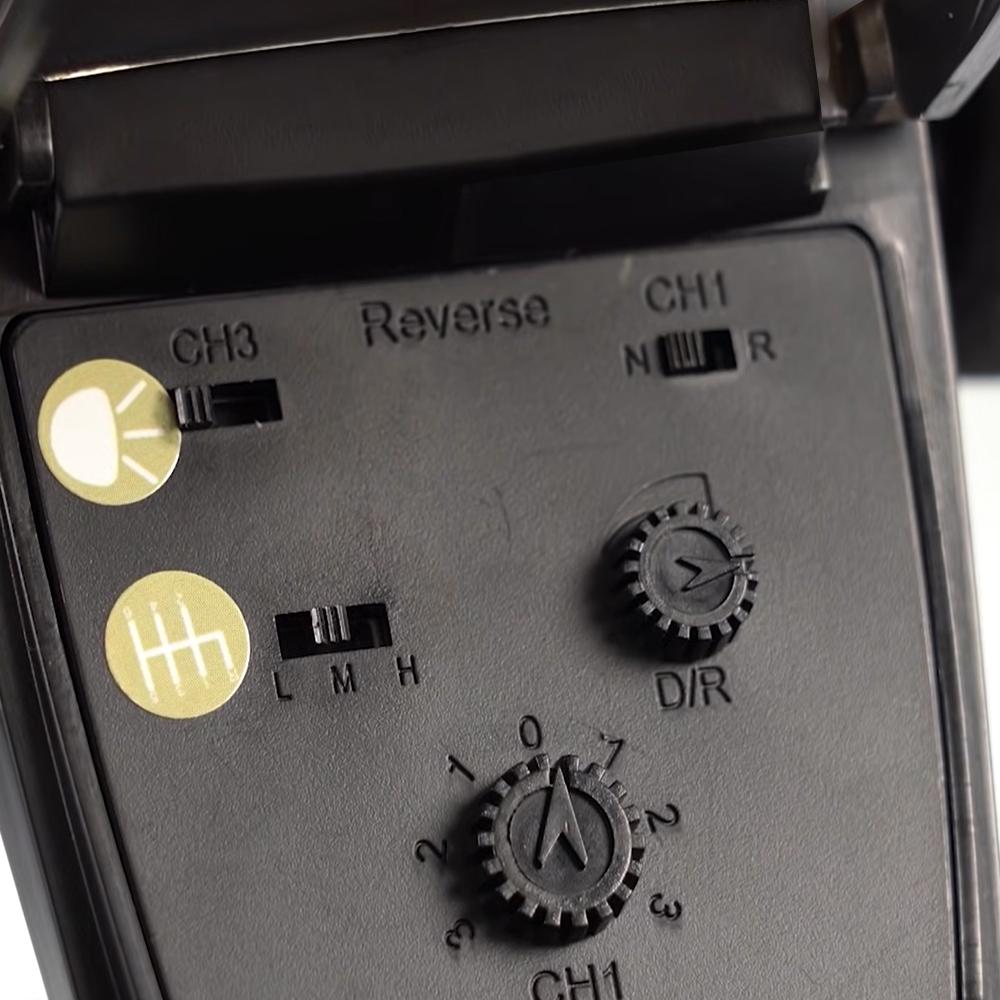 High Medium & Low Throttle Switch