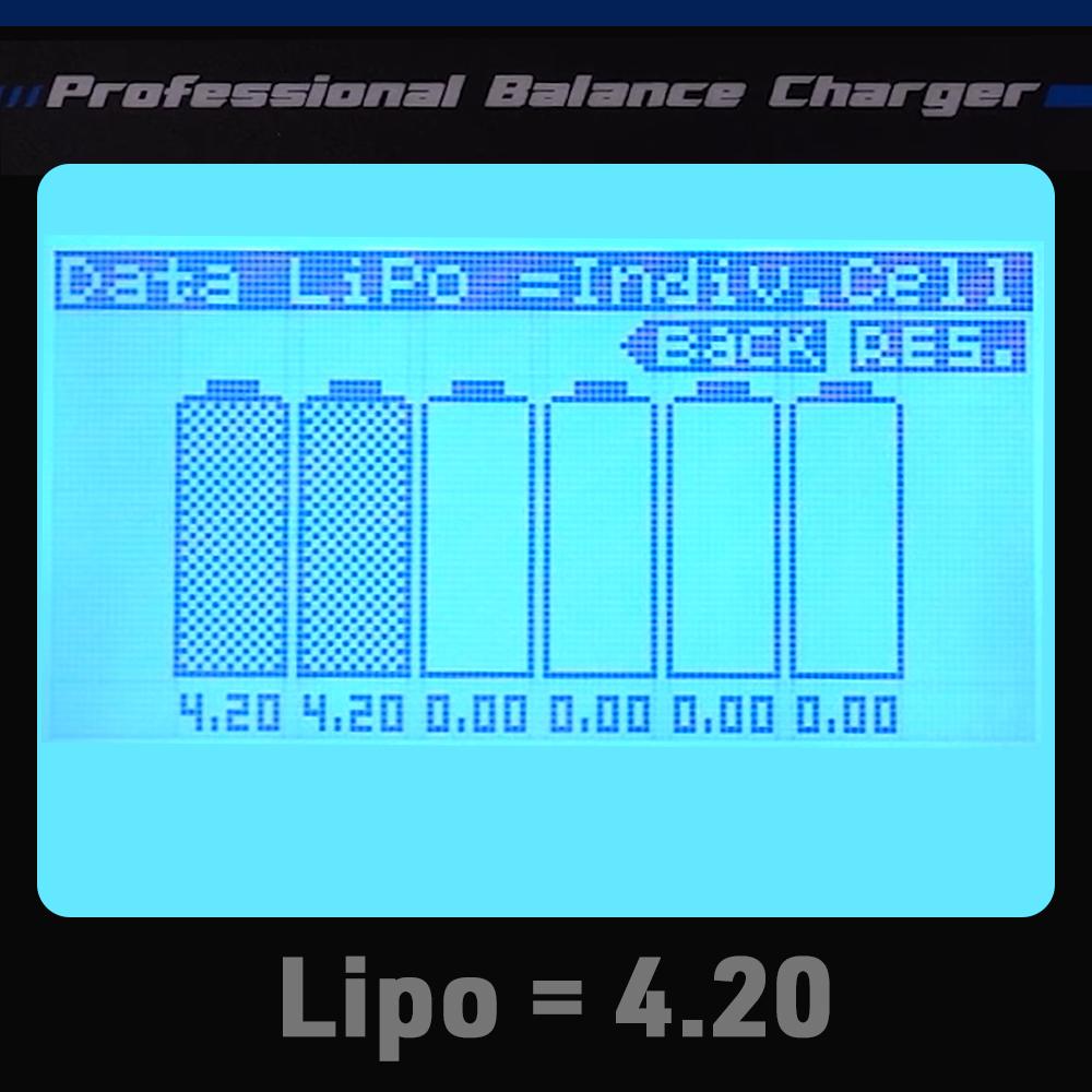 LiPo Charging
