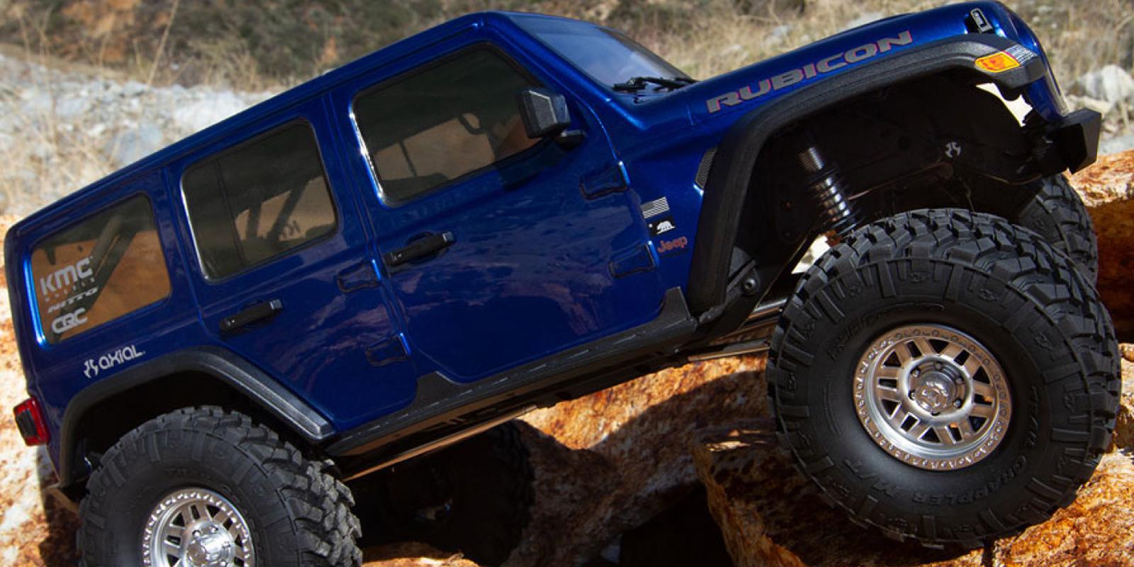 Axial SCX10 III Trail Truck Kit