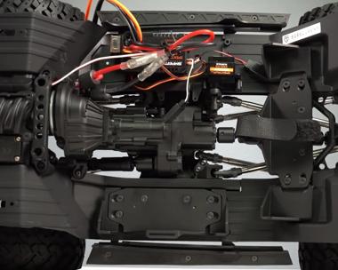 Motor Mount/Transfer Case/Transmission