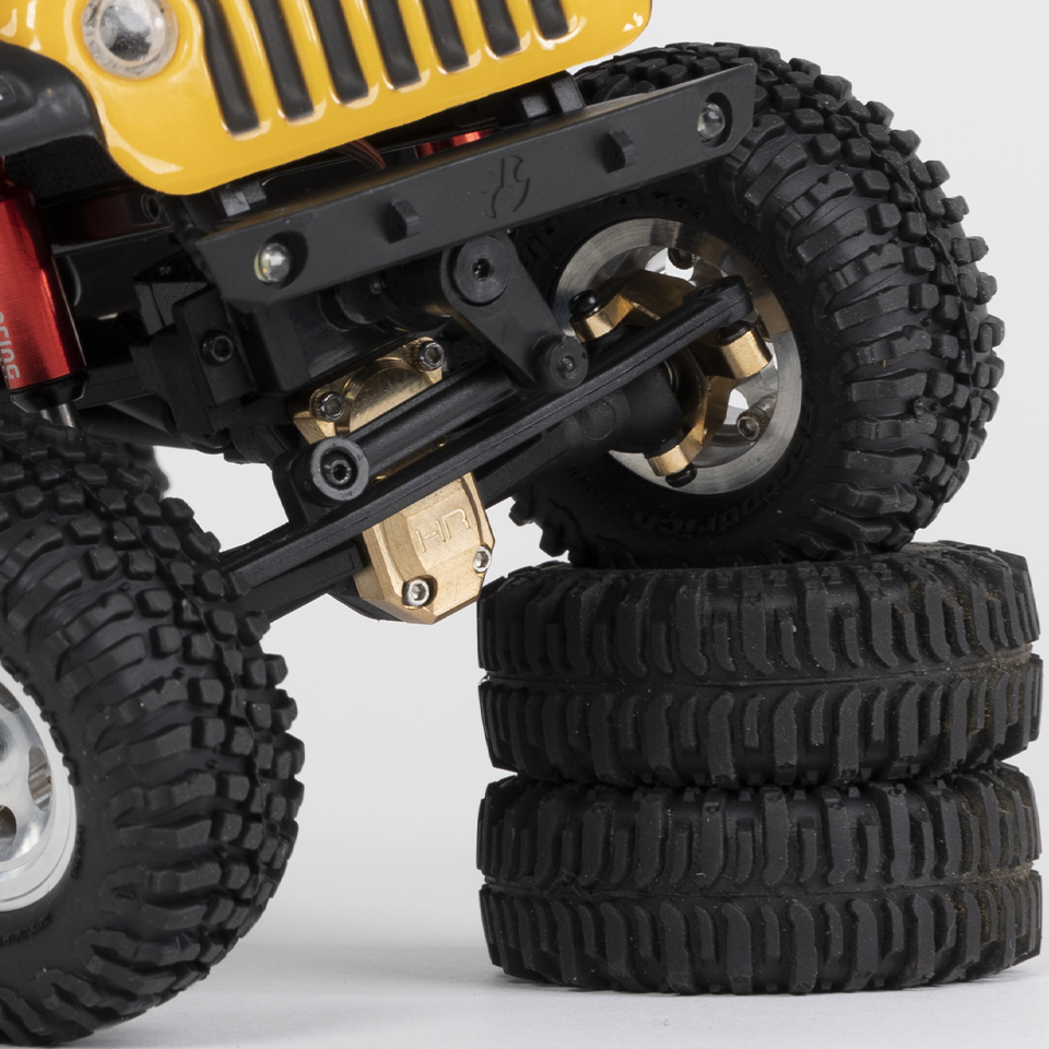 Tire and Wheel Upgrades