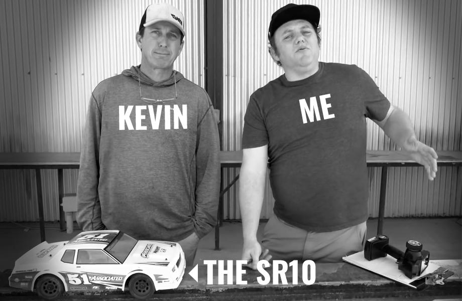 Brett and Kevin