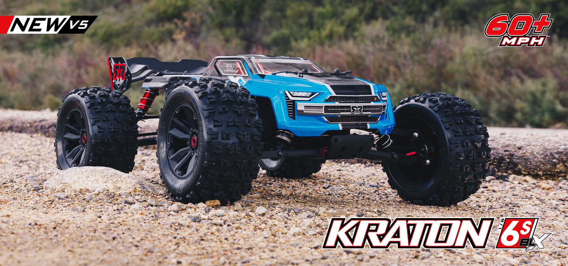 Arrma Kraton 6S BLX