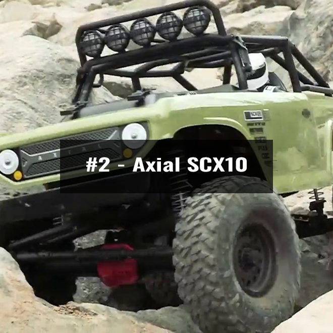 Axial SCX10
