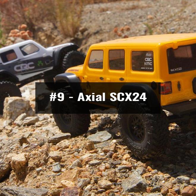 Axial SCX24