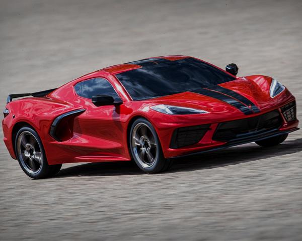 Traxxas 4 -Tec 3.0 Corvette Body