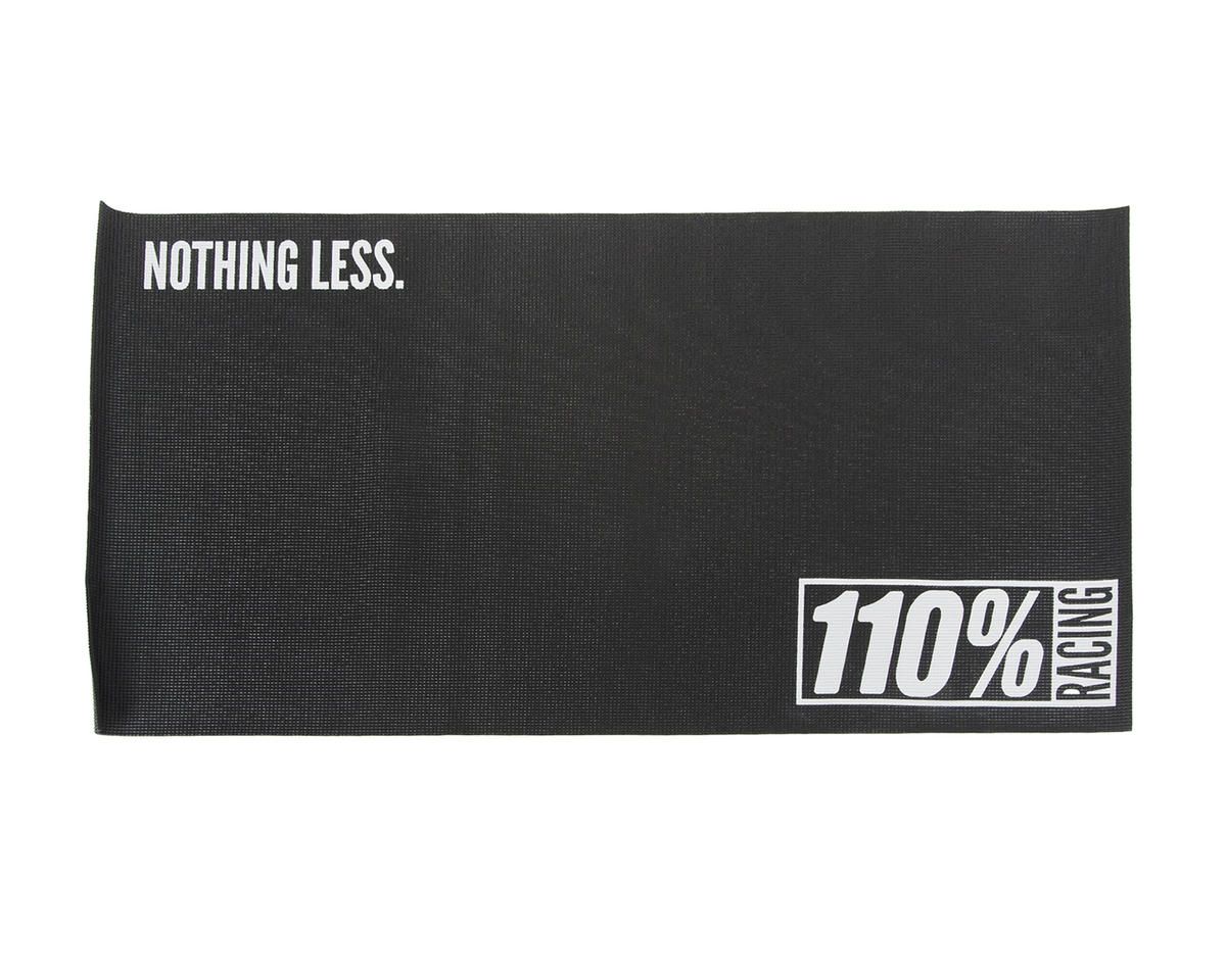 Pit Mat (122x60cm) by 110% Racing